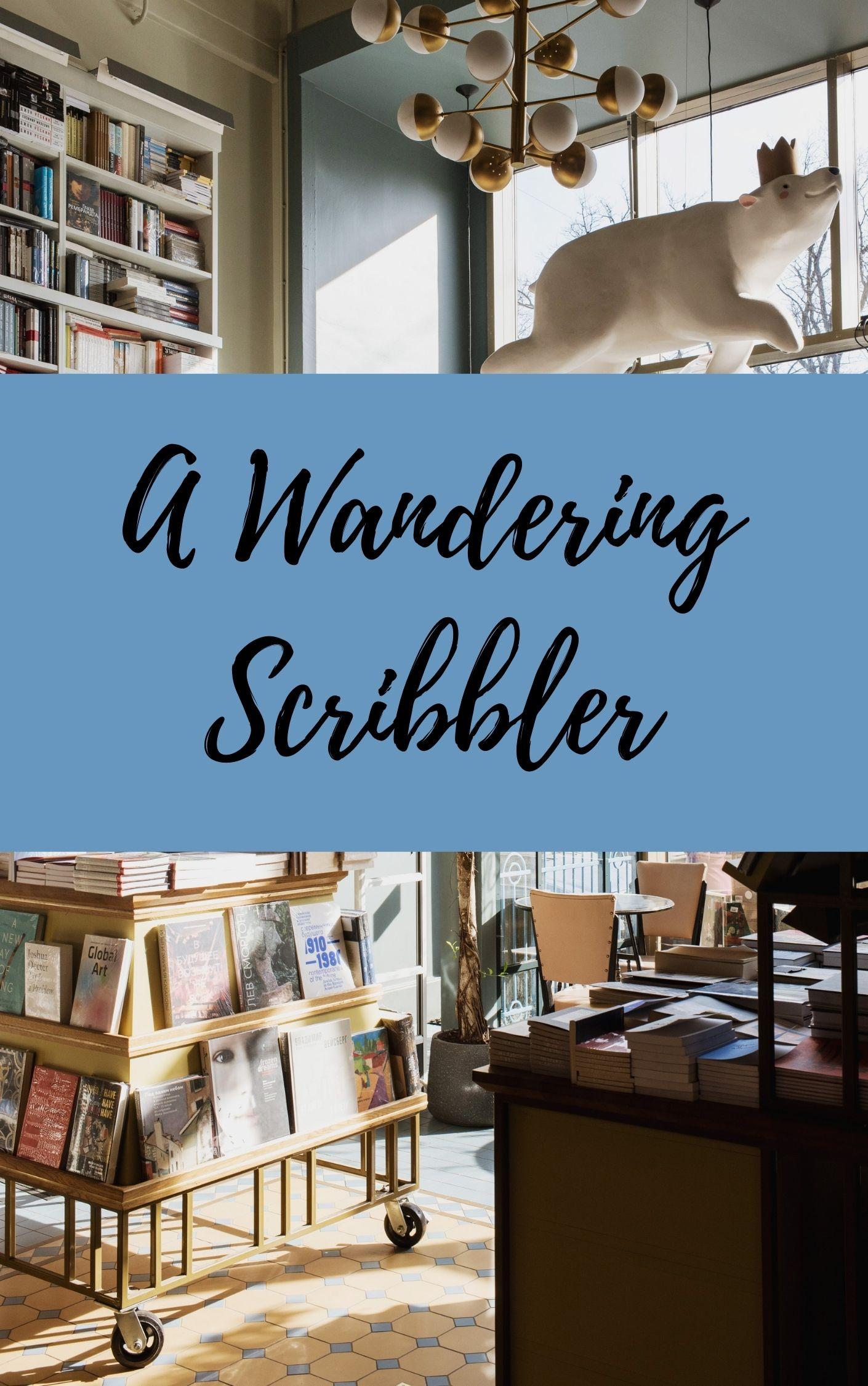A Wandering Scribbler
