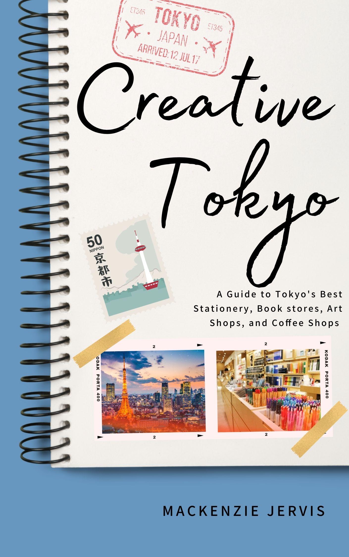 Creative Tokyo Book